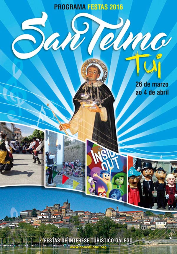 Festas do San Telmo de Tui - marzo - abril - 2016