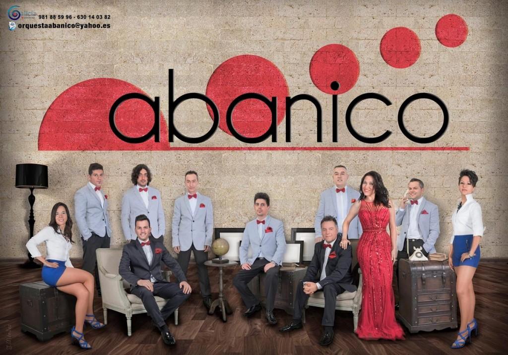 Abanico 2016 - orquesta - cartel